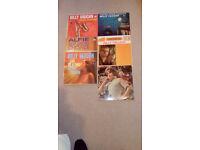 "BILLY VAUGHAN & HIS ORCHESTRA-6 X ""ORIGINAL "" LP'S-EX"