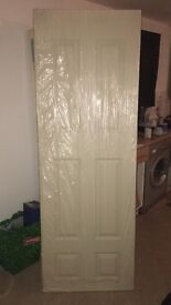 3 doors for sale 2 new 1 used