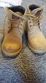 Genuine timberland boots size 1.5
