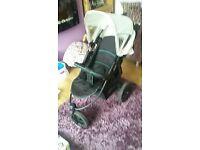 Hauck buggy/stroller