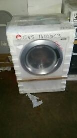BLACK FRIDAY SALE ! NEW 10KG Candy Grand'O Vita Washing Machine - GV1410T3W - White
