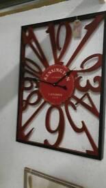 Clock hem