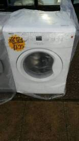 BEKO 8 KG 1200 SPIN WASHING MACHINE IN WHITE
