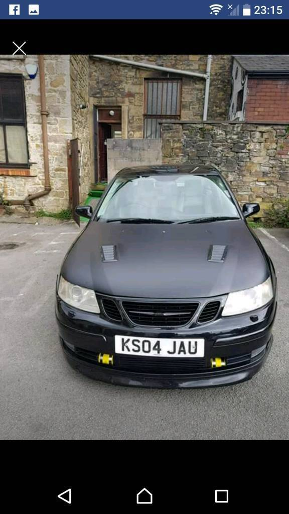 saab 9 3 aero 2ltr turbo modified in rossendale lancashire gumtree. Black Bedroom Furniture Sets. Home Design Ideas