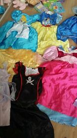 disney princess dresses 5-6