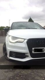Audi A1 1.4 TFSI Black Edition