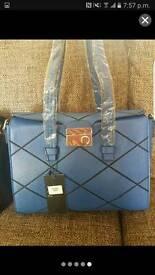 NEW Handbag blue