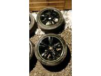 17 inch saat rimes 5x100 good treat on tyers was on my audi