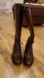 Rocha by John Rocha Leather Boots size 36