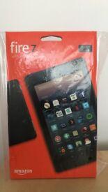 Brand New Amazon fire 7 Alexa tablet- Black