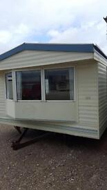 Static mobile home for longterm rent