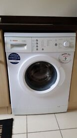 BOSCH Classixx6 VarioPerfect washing machine. Five years old, perfect working condition.