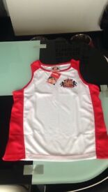 Official Sunderland vest tops bnwt