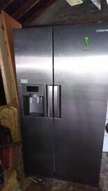 Samsung American Fridge Freezer for spare or Repairs