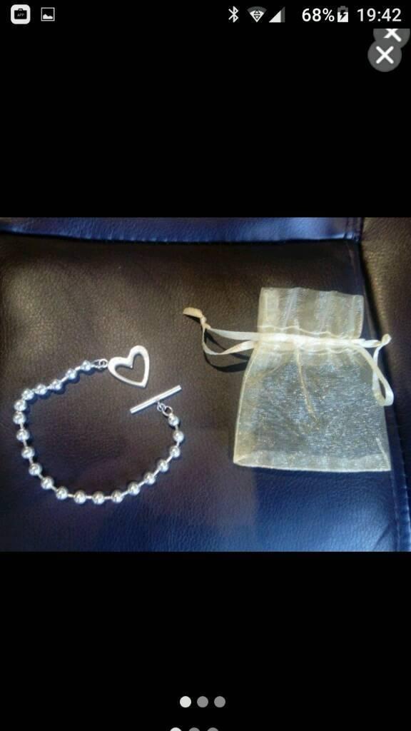 Genuine Gucci silver bracelet
