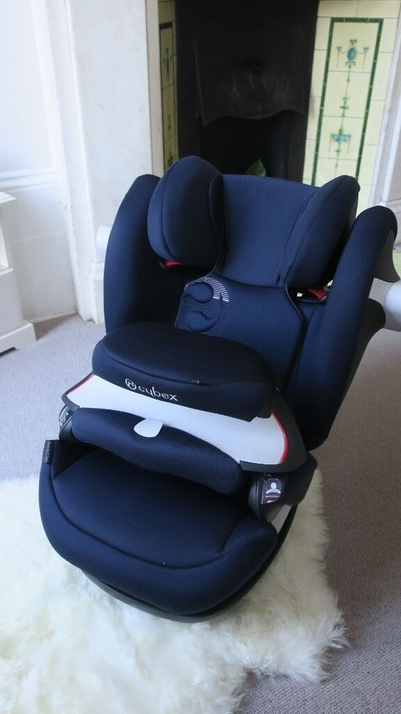 cybex pallas m fix car seat carseat like new in. Black Bedroom Furniture Sets. Home Design Ideas