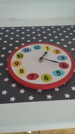 Children s clock