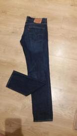 Levi Jeans 32L 32W