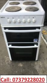 like new beko electric cooker for sale - can deliver
