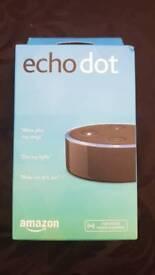 Brand New Amazon Echo Dot (2nd generation)