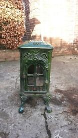 Deville and Co wood burning stove