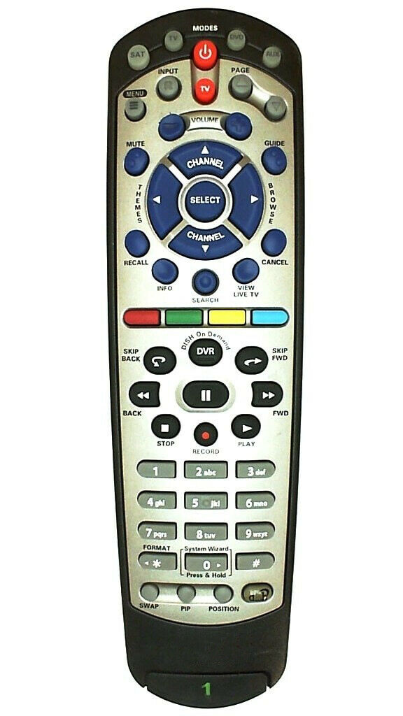 New Replaced Remote Dish for Dish Satellite Receiver Express