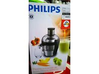 Brand new in box Philips viva collection juicer