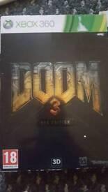 DOOM BFG EDITION Xbox 360 £5