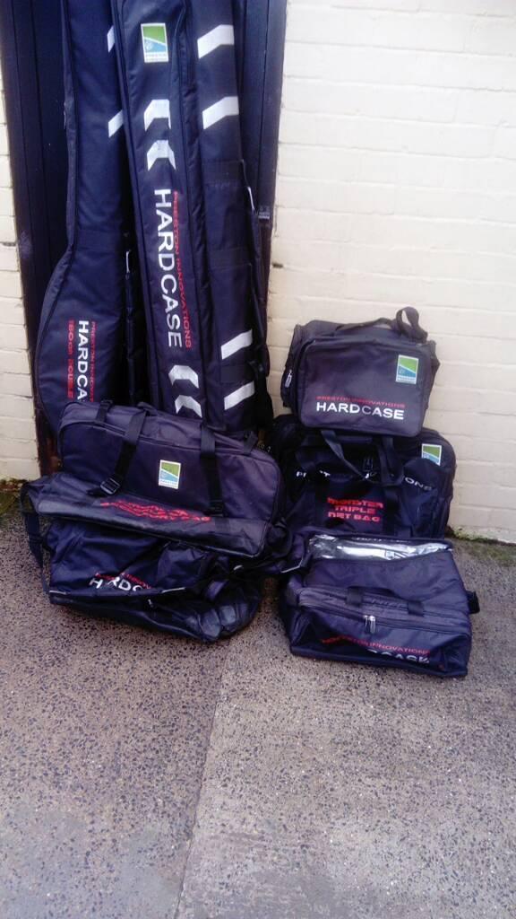 Preston innovations monster luggage