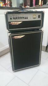Ashdown five fifteen 100w mini stack bass amp