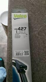 Valeo wiper blades for corsa and bmw