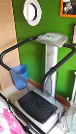 Body Sculpture BM1510 Vibration Power Trainer Plus