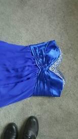 Prom evening bridesmaid's dresses