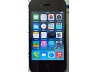 iPhone 4 - 8gb - Fully Working - Free Delivery (ref 2924)