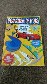 Drawing Is Fun book