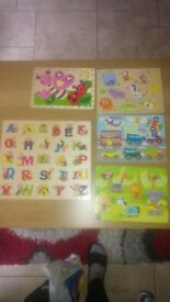 Wooden puzzles price for all
