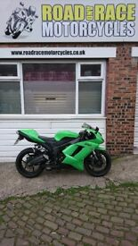 KAWASAKI ZX6R P7F 2007 NINJA GREEN LOW MILES FULLY SERVICED ZX6 R ZX6-R