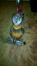 Powerful, compact lightweight Dyson DC24 Upright Hoover