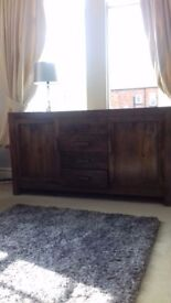 Next sideboard good condition was £600