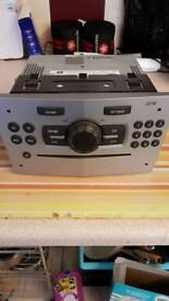 Vauxhall cd30 head unit