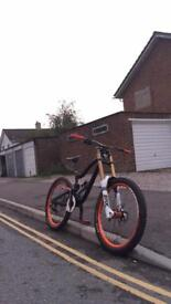 Nukeproof Scalp DH Bike 2013 Open to OFFERS!