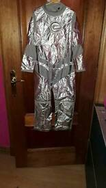 Kids doctor who/tin man dressing up costume