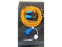 25m Hook Up Extension Cable