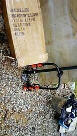 New 2 bike tow bar carrier
