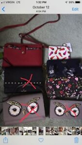 Kate Spade and Tory Burch brand new wallets (3 pics)
