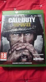 Xbox1 game cod