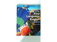 First Language English Workbook, Cambridge IGCSE