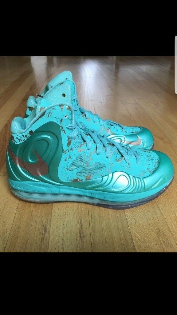 new products f0f94 6bed8 Nike air max hyperposite statue of liberty not jordan