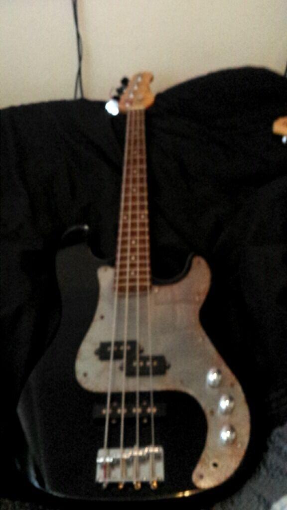 Tenson Guitars Bass Tenson Bass
