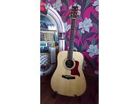 Tanglewood Acoustic Guitar - TW28 STR DLX